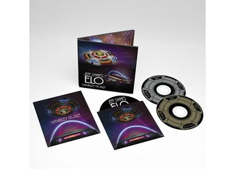 Jeff Lynne's ELO: Wembley or bust 2017 (2 CD + DVD)