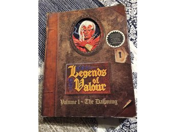 Legends of Valour (Retro, Big box)