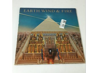 CBS, Vinylskiva, Earth, Wind & Fire