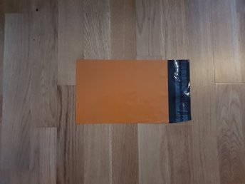 100st orange mailingbags 160x240mm