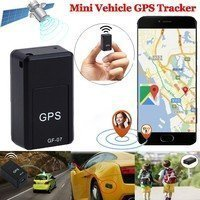 GF07 GSM GPRS  child elderly pet car Gps tracker