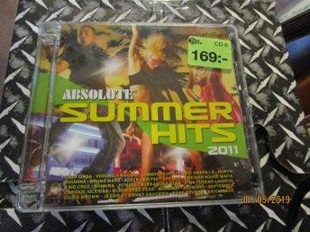 Absolute Summer Hits 2017 (CD) (303980584) ᐈ Ginza på Tradera