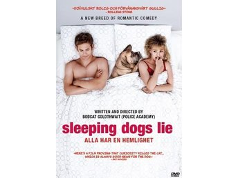 Sleeping dogs lie (Melinda Page Hamilton, Bryce Johnson)
