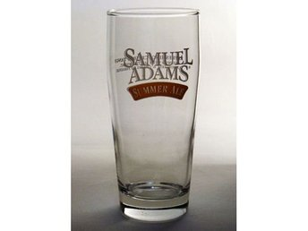 Ölglas Samuel Adams Pint