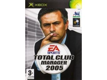 XBOX - Total Club Manager 2005