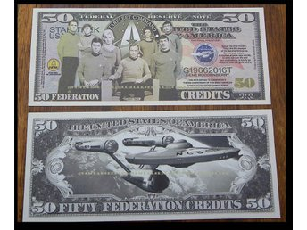 50TH ANNIVERSARY STAR TREK