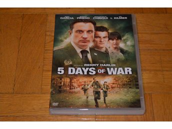 5 Days Of War ( Renny Harlin Andy Garcia Val Kilmer ) DVD - Töre - 5 Days Of War ( Renny Harlin Andy Garcia Val Kilmer ) DVD - Töre