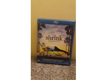 "Blu-ray ""Shrink"" med Kevin Spacey"