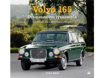 """""""Volvo 165 - Drömmen om lyxkombin"""" bok om bla Volvo 144, 145, 164, 240, 245 265 - Stockhom - """"Volvo 165 - Drömmen om lyxkombin"""" bok om bla Volvo 144, 145, 164, 240, 245 265 - Stockhom"""
