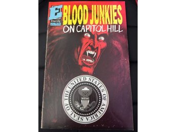 Blood Junkies on capital hill #1