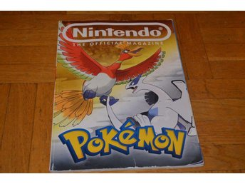 Nintendo The Official Magazine UK March 2010 Pokemon Special