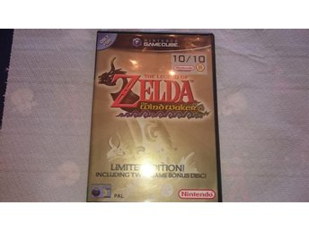 Zelda windwaker collectors edition.