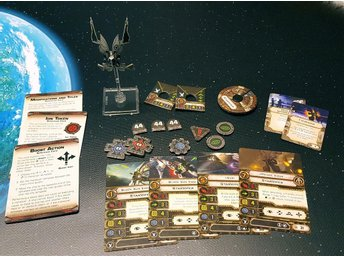 Star Wars X-wing Miniatures Game StarViper