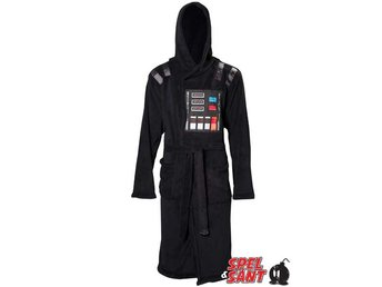 Star Wars Darth Vader Badrock Svart (Large-XXL)