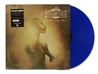 Mortiis The Unraveling Mind - Blue Vinyl Limited Edition 50 ex.