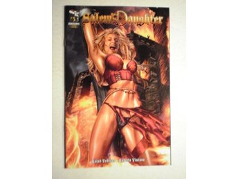 US Zenescope - Salem's Daughter - 3 issue lot