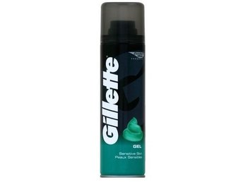 Gillette Shave Gel Sensitive Skin 200ml