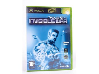 Deus Ex Invisible War - Xbox - PAL (EU)
