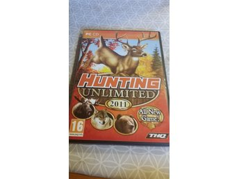Pc spel- hunting unlimited 2011