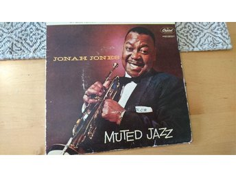 Jonah Jones - Muted jazz Part 1, vinylsingle