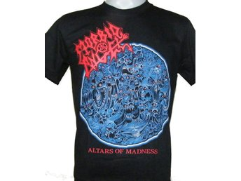 T-SHIRT: MORBID ANGEL  (Size L)