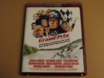 GRAND PRIX (HD DVD) James Garner