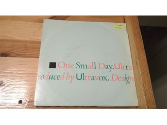 Ultravox - One Small Day, EP