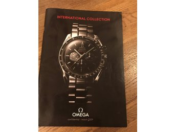 OMEGA International Collection Confidential 2009