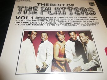 the best of the platters vol 1 lp
