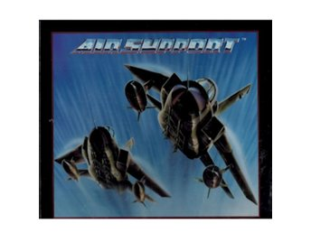AIR SUPPORT AMIGA