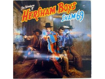 Sham 69  Hersham Boys