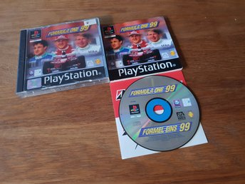 FORMULA ONE 99 PS1 BEG
