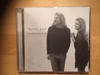 "Robert Plant & Alison Krauss ""Raising Sand"" CD ( Led Zeppelin & Union station)"