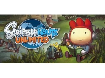 Scribblenauts Unlimited  (HD!)