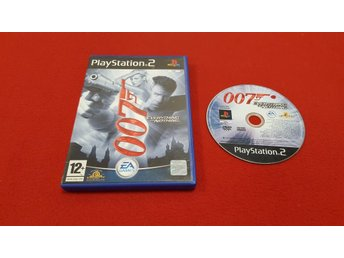 007 EVERYTHING OR NOTHING till Sony Playstation 2 PS2