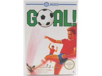 EMPTY BOX - Goal! (box only, no game!) -