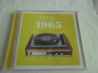 "CD-skiva ""This is ...1965"""