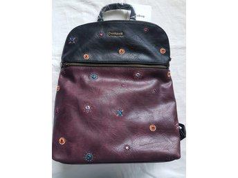 desigual väska ryggsäck