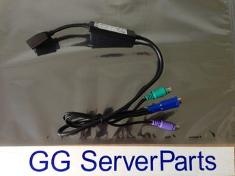 Dell KVM-kabel PS/2 till 2160AS 2160DS 2161DS RF511