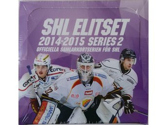 2014-2015 SHL Elitset Series 2 Hockey Box