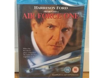 Air Force One (Harrison Ford) - Norrköping - Air Force One (Harrison Ford) - Norrköping