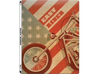 Easy Rider - Limited Steelbook - Jack Nicholson, Peter Fonda, Dennis Hopper - Norrsundet - Easy Rider - Limited Steelbook - Jack Nicholson, Peter Fonda, Dennis Hopper - Norrsundet