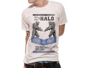 HALO 5 - FIGHT POSTER T-Shirt(UNISEX) - X