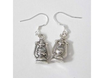 Lykta örhängen / Lantern earrings