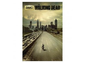 The Walking Dead Affisch City 254
