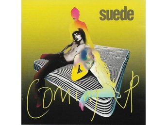 Suede - Coming Up - 1996 - CD