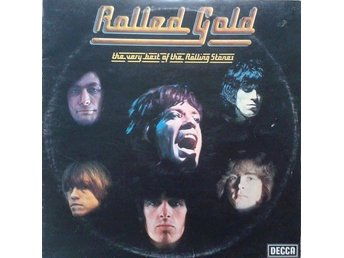 The Rolling Stones title*  Rolled Gold - The Very Best Of The Rolling Stones* Ro