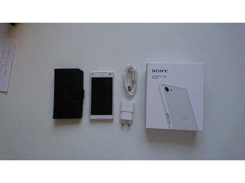 Sony Xperia Z5 compact Vitt olåst - Järfälla - Sony Xperia Z5 compact Vitt olåst - Järfälla