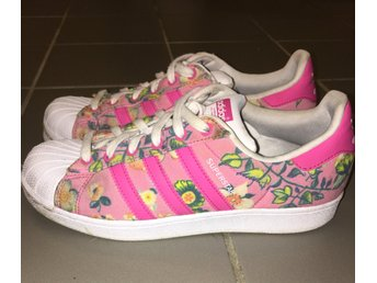 Adidas superstar Limited edition Pink Floral stl 38