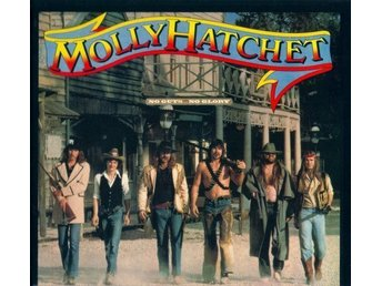 Molly Hatchet-No Guts No Glory (1983/2008) CD, Reissue, Rem, New, Southern Rock - Ekerö - Molly Hatchet-No Guts No Glory (1983/2008) CD, Reissue, Rem, New, Southern Rock - Ekerö